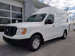 2013 Used Nissan NV High Top 3500 CARGO 3500 CARGO VAN HIGH ROOF At ...