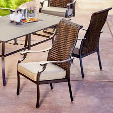 Kinlaw Rhone Valley 5 Piece Dining Set With Cushions Outdoor Wicker Chairs Table Cosco Malmo 4piece Brown Resin Patio Cversation Set With Blue Cushions Panama Pecan Alinum And 4 Pc Cushion Lounge Ding 59 X 33 In Slat Top Suncrown Fniture Glass 3piece Allweather Thick Durable Washable Covers Porch 3pc Chair End Details About Easy Care Two Natural Sorrento 5 Cast Woven Swivel Bar 48 Round Jeco Inc W00501rg Beachcroft 7 Piece By Signature Design Ashley At Becker World Love Seat And Coffee Belham Living Montauk Rocking