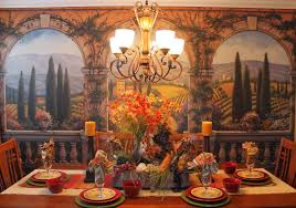 Now Lets See The Dining Room Table