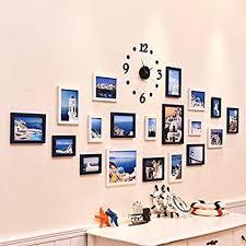 haha wohnzimmer kombination foto rahmen wand aufhängen foto