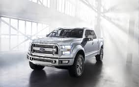 100 Ford Atlas Truck Concept Showcases The Future Of Pickup S