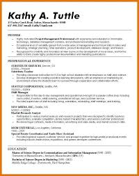 Great Example Resumes Examples Of Good Student Best Resume For College