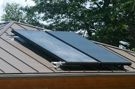 Tectum Direct Attached Ceiling Panels by Staying Cool With A Metal Roof Greenbuildingadvisor Com