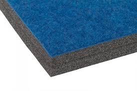 Gymnastic Floor Mats Canada by Carpet Bonded Foam Gymnastics Mats By Ez Flex