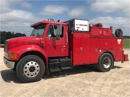 100 Mechanics Truck For Sale 2001 INTERNATIONAL 4900 Service Mechanic Utility