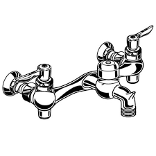 Foot Pedal Faucet American Standard by Laundry U0026 Utility Room Sink Faucets Amazon Com Kitchen U0026 Bath