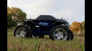 100 Cen Rc Truck CEN Racing Colossus 4WD Monster YouTube