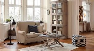 einrichtungsidee zauberhaftes landhaus wohnzimmer mit dem