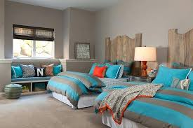 Rustic Boys Bedroom Transitional Kids In Gray And Blue With A Dash Of Beauty Beautiful