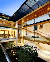 100 Guz Architects Modern Tropical Bungalow Dalvey Road House By