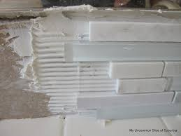 Thinset For Glass Mosaic Tile by 100 Best Thinset For Glass Tile How To Install Perfect