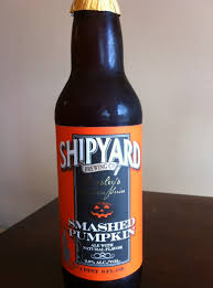 Imperial Pumpkin Ale Southern Tier by Shipyard Brewing Company Smashed Pumpkin Ale Draft Notes
