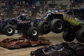 100 Monster Trucks Nashville Municipal Auditorium February 16 2008