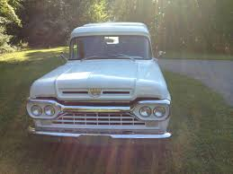 1960 Ford Panel Truck Hot Rod 390 V8 Automatic F-100 Collector