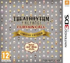 theatrhythm curtain call theatrhythm curtain call bomb