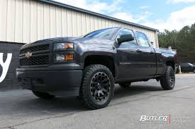 Chevrolet Silverado With 20in Black Rhino Razorback Wheels | Butler ... Truck Aftermarket Parts Accsories For 98 Chevy Best Resource 2017 Silverado 1500 Leer 100xl Topperking Advantage 2015 Surefit Snap Pin By Shane On All Pinterest Gmc Trucks Vehicle And Cars Improves Towing Ability With New Trailering Camera Dualliner Bed Liner System Fits 2014 To 2016 Sierra Covers Tonneau 31 Cover Tent Interior Fullsize Billet Vent Kit Bumpers Exterior Youtube