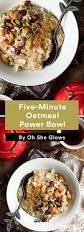 Oh She Glows Pumpkin Pie Oatmeal by Vegan Recipes 7 Bowls We Can U0027t Get Enough Of Greatist