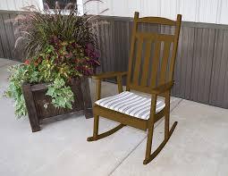 Amazon.com : ASPEN TREE INTERIORS Porch Rocking Chair ...
