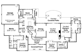 30 X 30 House Floor Plans by Classic House Plans Laurelwood 30 722 Associated Designs