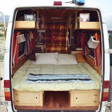 99 DIY Guide To Living In Your Van And Make Road Trips Awesome 44 Camper ConversionsConversion