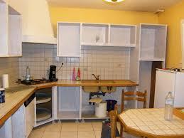 comment repeindre une cuisine en bois repeindre sa cuisine en bois affordable amazing cuisine en chene