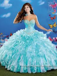 2015 aqua pink quinceanera dresses ball gown crystals ruffled