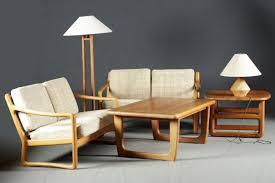 lauritz konvolut 2 sofas jk møbler 2 couchtische cfc niels bach 2 len 6