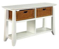 Walmart Sauder Sofa Table by White Sofa Table Walmart Storage Drawer Fixed Shelf Tempered