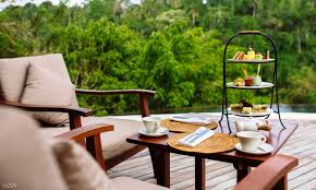 100 Hanging Gardens Of Bali Afternoon Tea Experience At The Of