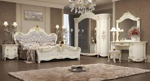 schlafzimmer in beige 7 teilig barock ohne