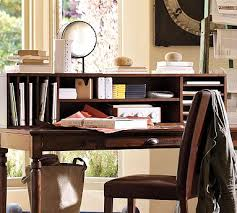 chic pottery barn office desk about home decoration ideas with