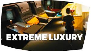Movie Theatre With Reclining Chairs Nyc by Taiwan U0027s Most Luxurious Movie Theater With Reclining Seats And