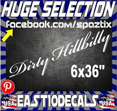 DIRTY HILLBILLY Windshield Decal Diesel Truck Sticker Powerstroke ... Redneck Country Life Products Decalsmaniacom Your Sticker Amazoncom 40 X 4 Redneck Funny Cute Car Windshield Sticker Truck Gps Bloodhound Vinyl Decal Blakdogs 2018 Styling For Danger Hbilly On Board Die Cut Design Rednesticker Instagram Photos And Hbilly Edition Banner Cadillac Stickers Flare Llc Another Raises My Ire Gettingonmysoapbox Theres A Little In All Of Us Koolsville Studios Decal Vinyl His Monster Truck By Mcdesign Redbubble