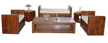 Beautiful Wooden Living Room Furniture Photos Design Ideas