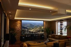 heimkino im wohnzimmer integrieren home cinema room home