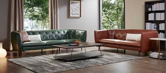100 Best Contemporary Sofas Living Room Leather Sofa Couch Sectional Sofa Set KUKA HOME DESIGN