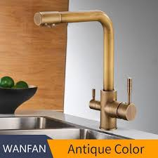 Kitchen Faucet Water Kitchen Sink Faucet Water Mixer Accessories Water Purifier