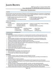Customer Service Resume Elegant Sample Resumes For Food Skills Of