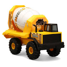 Tonka Trucks Cement Mixer | Play Vehicles | Compare Prices At Nextag