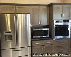 Cabinet Restaining Las Vegas by Cabinet Refacing Kitchen Tune Up