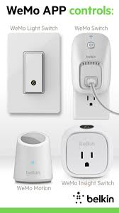 Belkin Announces WeMo App Update With New WeMo Light Switch