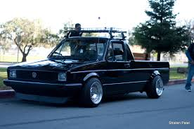 1982 Vw Caddy Rabbit Pickup ✓ Volkswagen Car