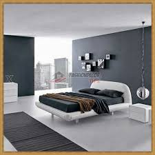 Grey Bedroom Wall Decoration And Colors