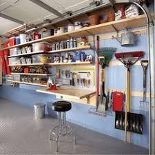 diy garage shelving plans make use of unused garage space without