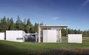 100 Richard Meier Homes Oaks Prague Villas
