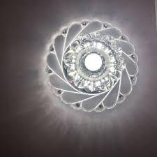 details zu led kristall deckenleuchte kronleuchter deckenle beleuchtung schlafzimmer de