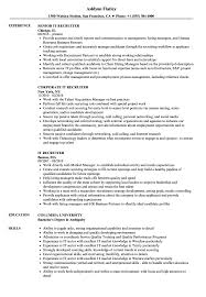 Download IT Recruiter Resume Sample As Image File