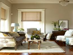 Rustic Living Room Color Schemes Inside Pinterest Neutral
