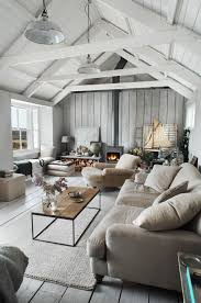 living room cottage style living rooms features exposed beams