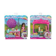Barbie Doll Swing Set